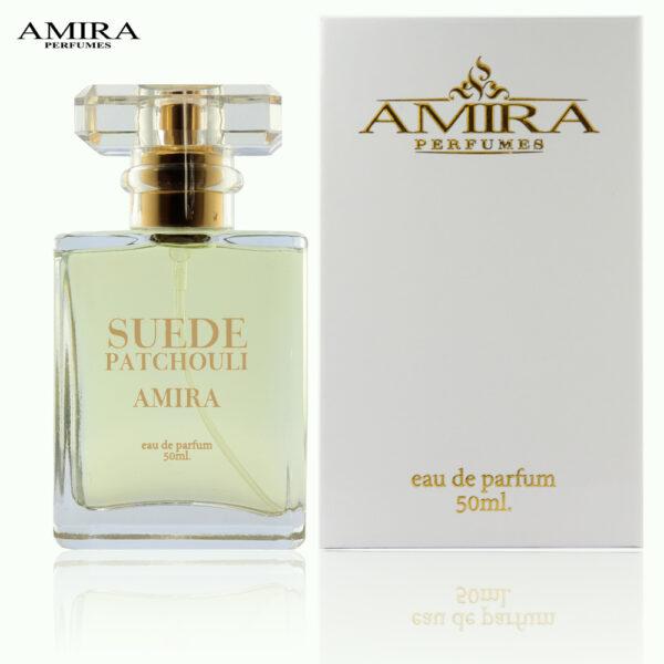 Amira perfumes Suede